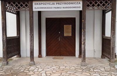 Hotel Pod Łokietkiem - wejście